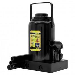 Домкрат гидравлический бутылочный Sigma 30т H 285-465мм (6101301)