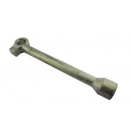 Ключ торц. 24 х □19 (L-252 х 20мм)