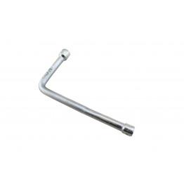 Ключ торцевой изогнутый 8 х 10                  2-сторонний (L1-135 х L2-75 мм)