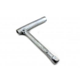 Ключ для пркачки тормозов и воздушного крана (L1-117хL2-185)