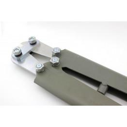 Ножницы арматурные 770 мм Перекусывание стерж. до 10 мм