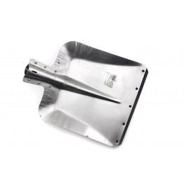 Лопата снеговая алюминиевая   без черенка 1,5 х 380 х 380 мм