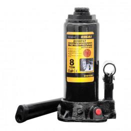 Домкрат гидравлический бутылочный Sigma 8т H 230-457мм (6101081)