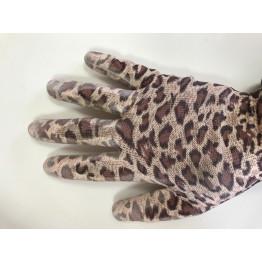 Перчатка с полиуретановым покрытием размер 8